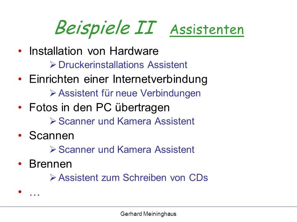 Gerhard Meininghaus MS Office Picture Manager I Bildbearbeitungsprogramme können Fotos Verbessern Retuschieren Manipulieren Kreativ gestalten