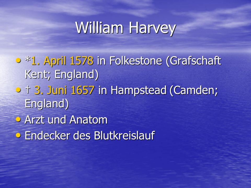 *1.April 1578 in Folkestone (Grafschaft Kent; England) *1.