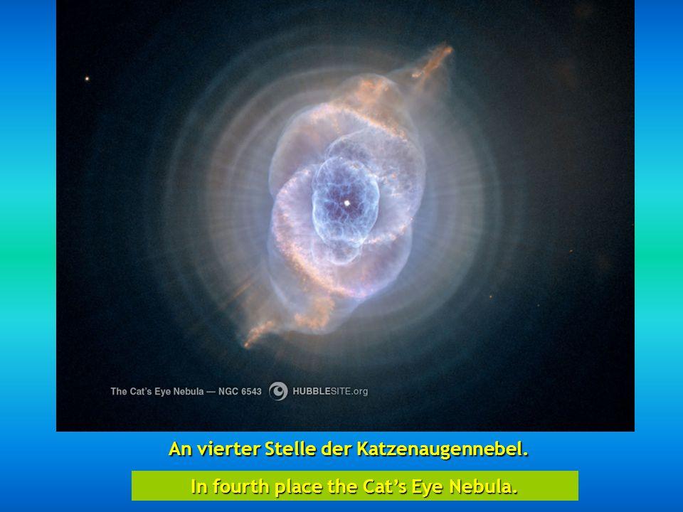 http://wissenschaft3000.wordpress.com/ Hier ist der Eskimonebel in 5000 Lichtjahre. Then here is the Esquimo Nebula at 5000 light years.