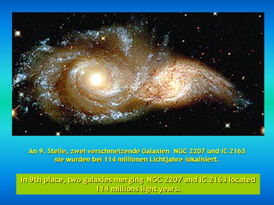 http://wissenschaft3000.wordpress.com/ An 8. Stelle nennt man dieses schöne Bild Starry night, auch als Lichtecho bekannt. In 8th place, this beautifu