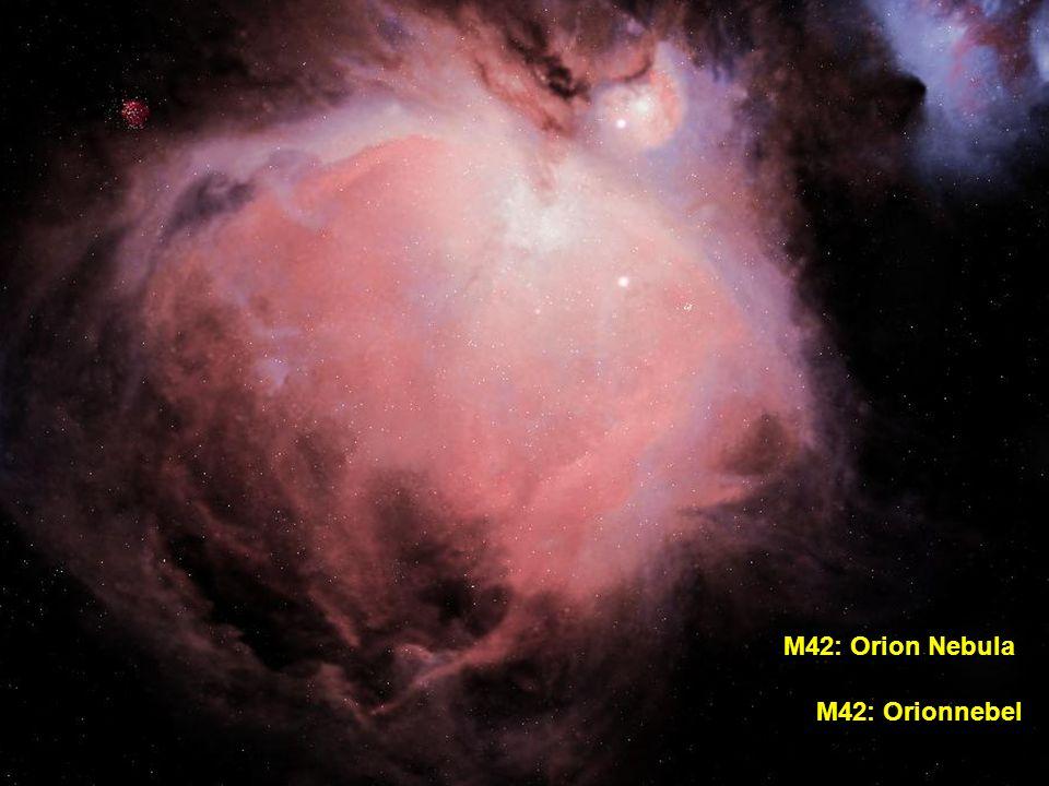 http://wissenschaft3000.wordpress.com/ NGC 2237: Rosettennebel NGC 2237: Rosette Nebula