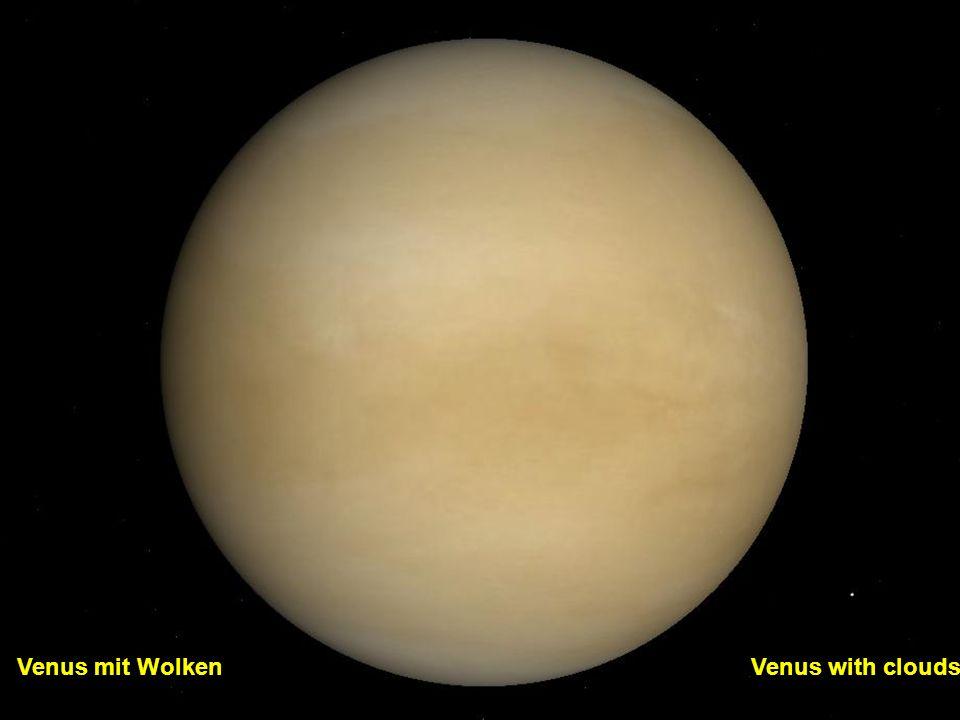 http://wissenschaft3000.wordpress.com/ Venus ohne ihre Wolken Venus without its clouds