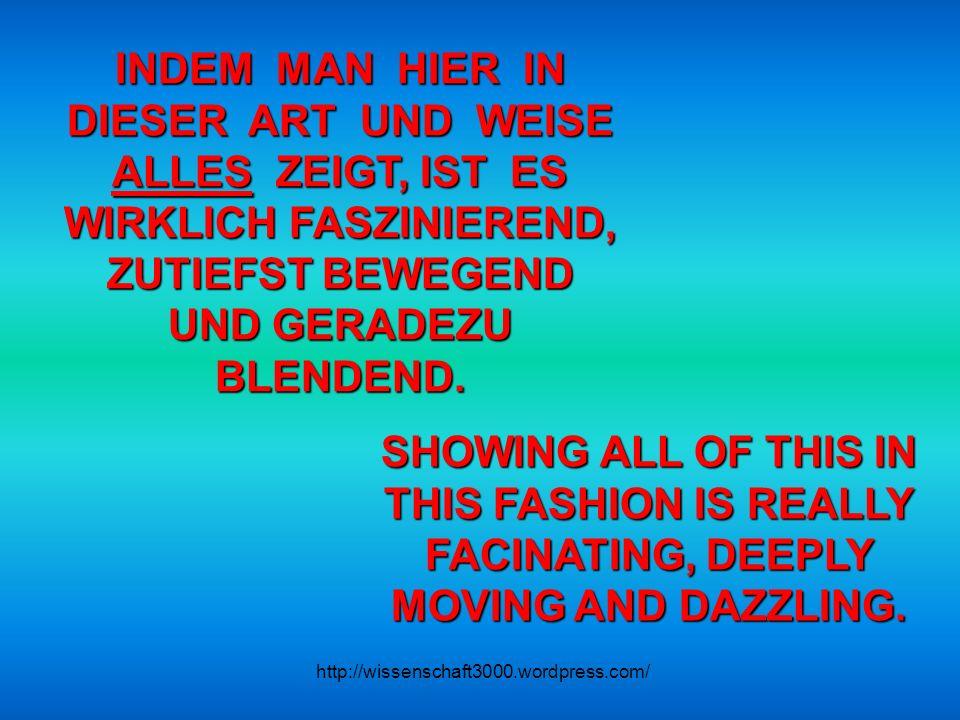 http://wissenschaft3000.wordpress.com/ Wenn man diese monumentalen Bilder voller Farben und Licht entdeckt, fehlen einem die Worte. Der Adlernebel ode