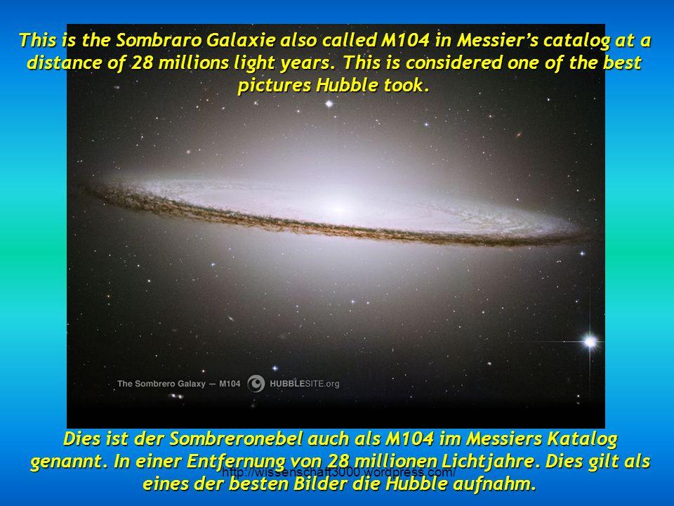 http://wissenschaft3000.wordpress.com/ Hubbles best Das Beste von Hubble