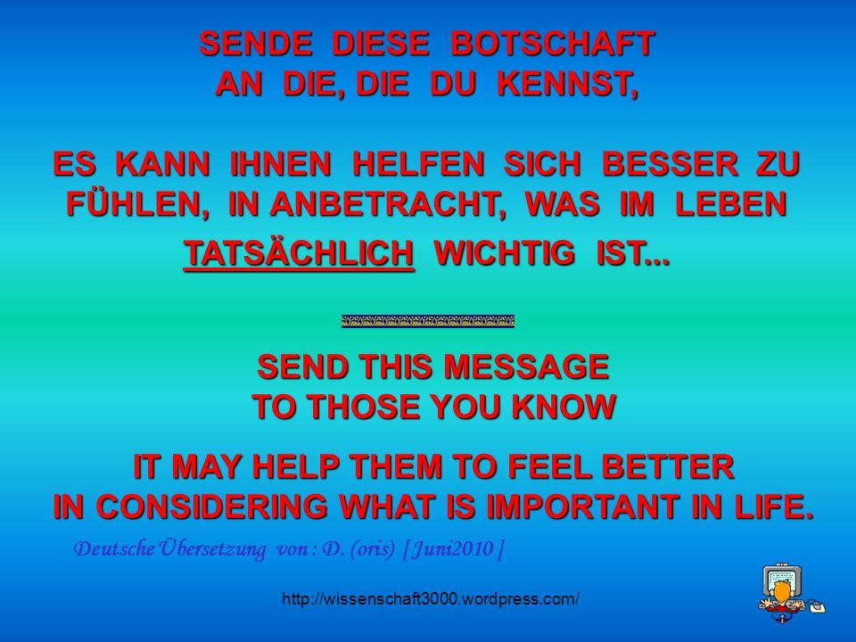 zartha Januar 2009 AnNijaTbé Deutsch und Englisch Nov. 2011 http://wissenschaft3000.wordpress.com/