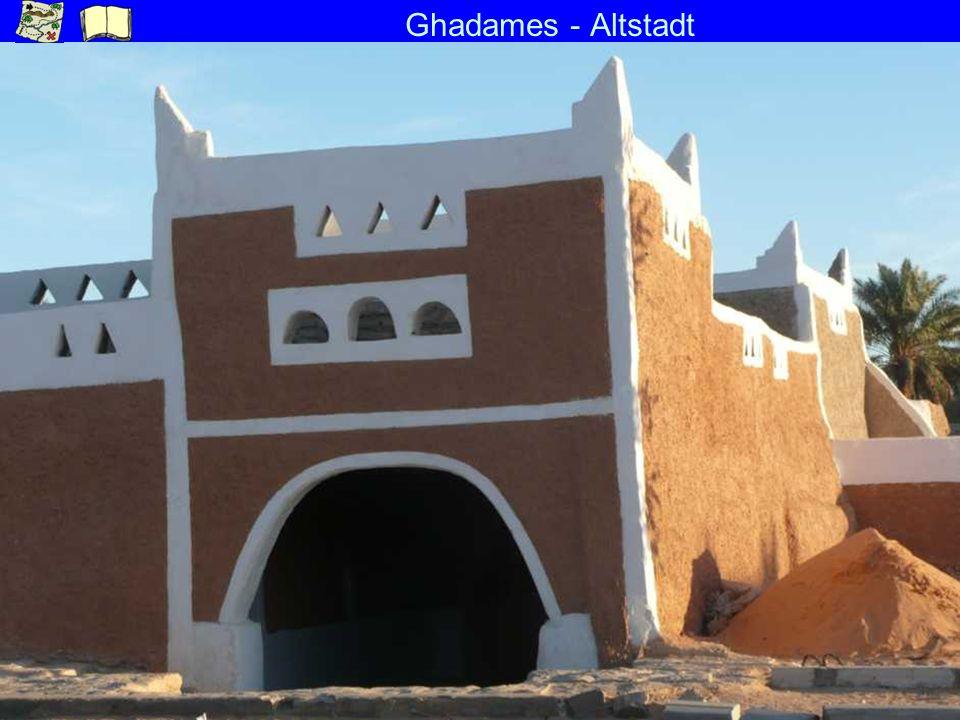 Ghadames - Altstadt