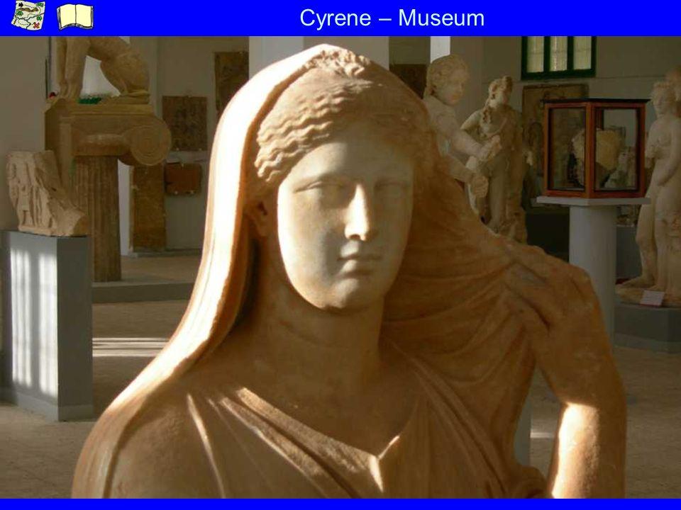 Cyrene – Museum