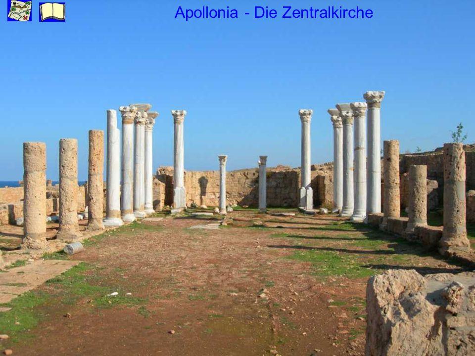 Apollonia - Die Zentralkirche