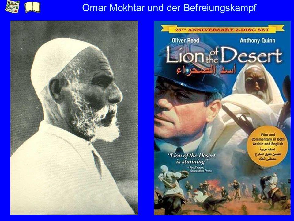 Omar Mokhtar und der Befreiungskampf