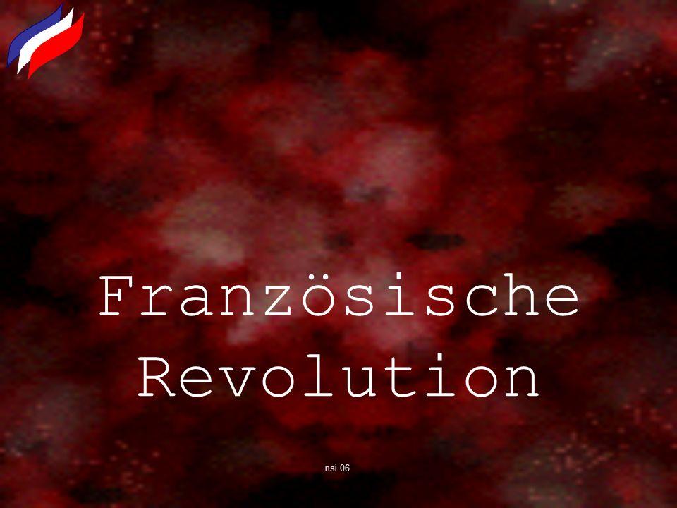 Französische Revolution nsi 06