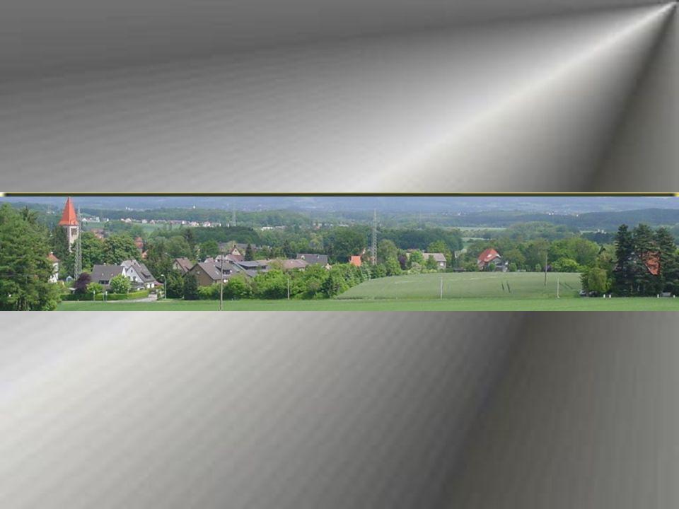 Luftaufnahmen vom Ortsteil Helpup
