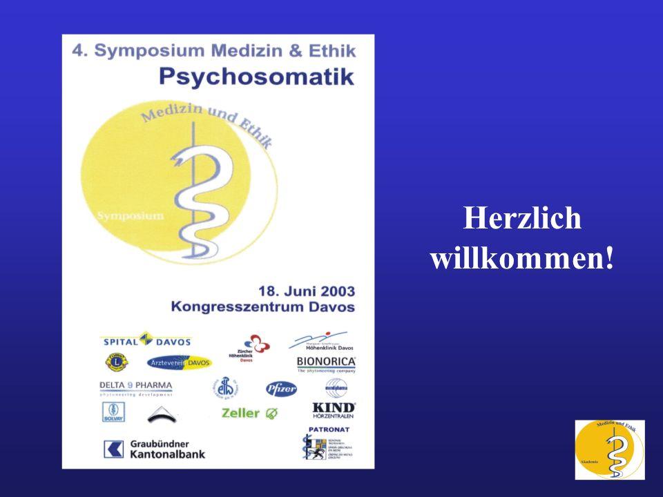 Schweizerische Akademie für Medizin und Ethik, www.medizin-ethik.ch Entstehung aus den Symposia Medizin und Ethik in Davos, 1998, 1999, 2000 Gründung im Jahre 2000