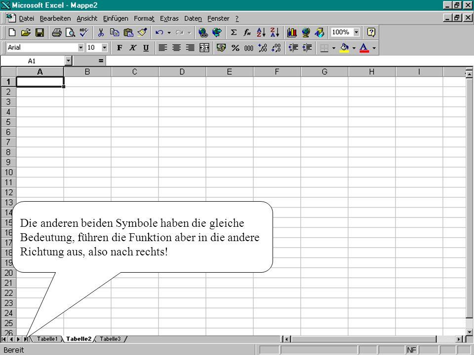 Statusleiste In der untersten Fensterzeile (Statusleiste) werden Statusinformationen gezeigt.