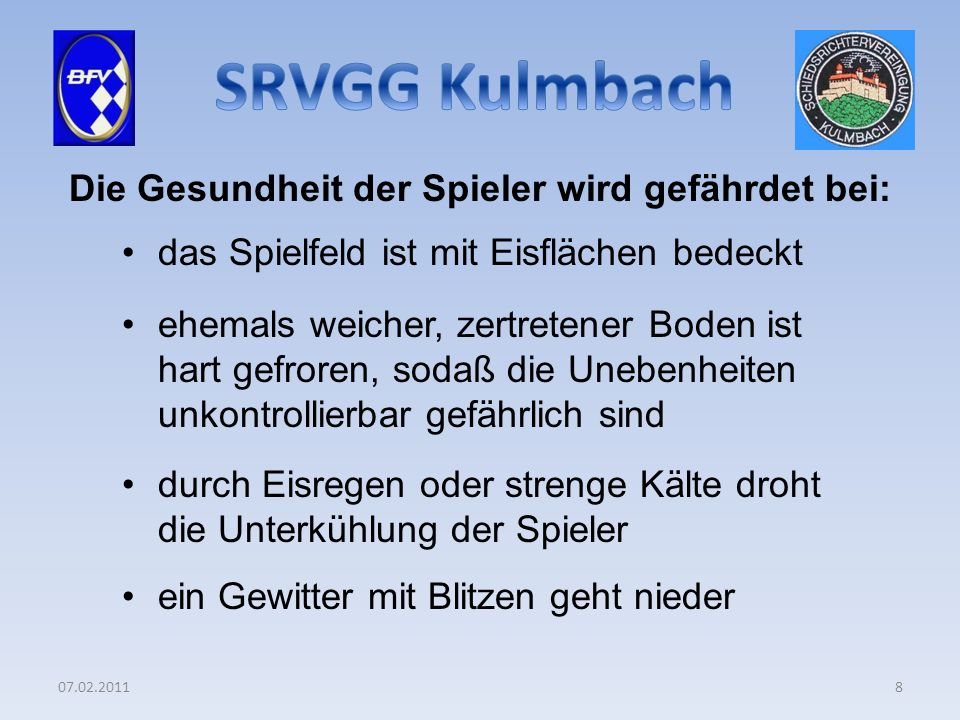 07.02.20119 !!.Achtung !!.