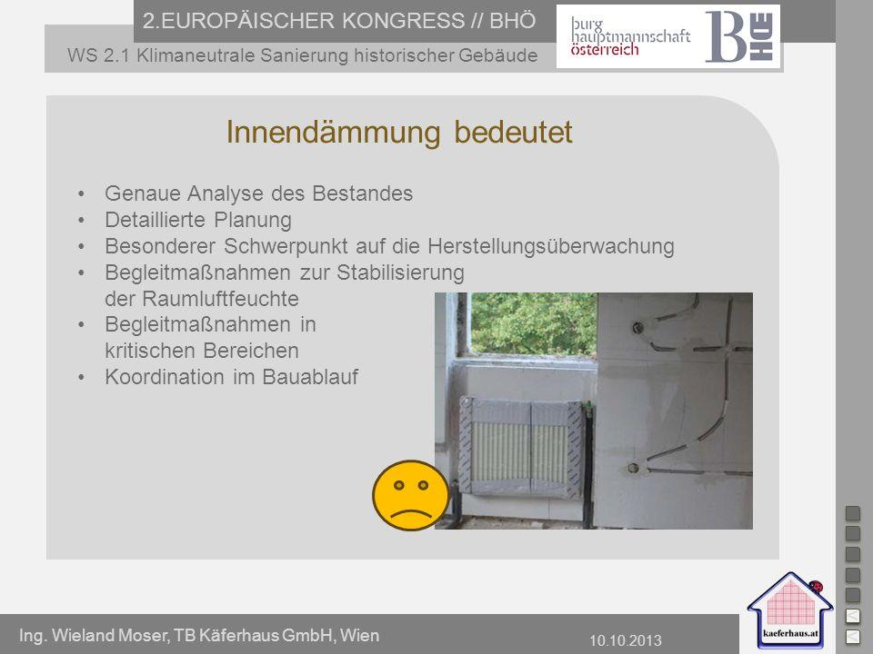 2.EUROPÄISCHER KONGRESS // BHÖ Ing.