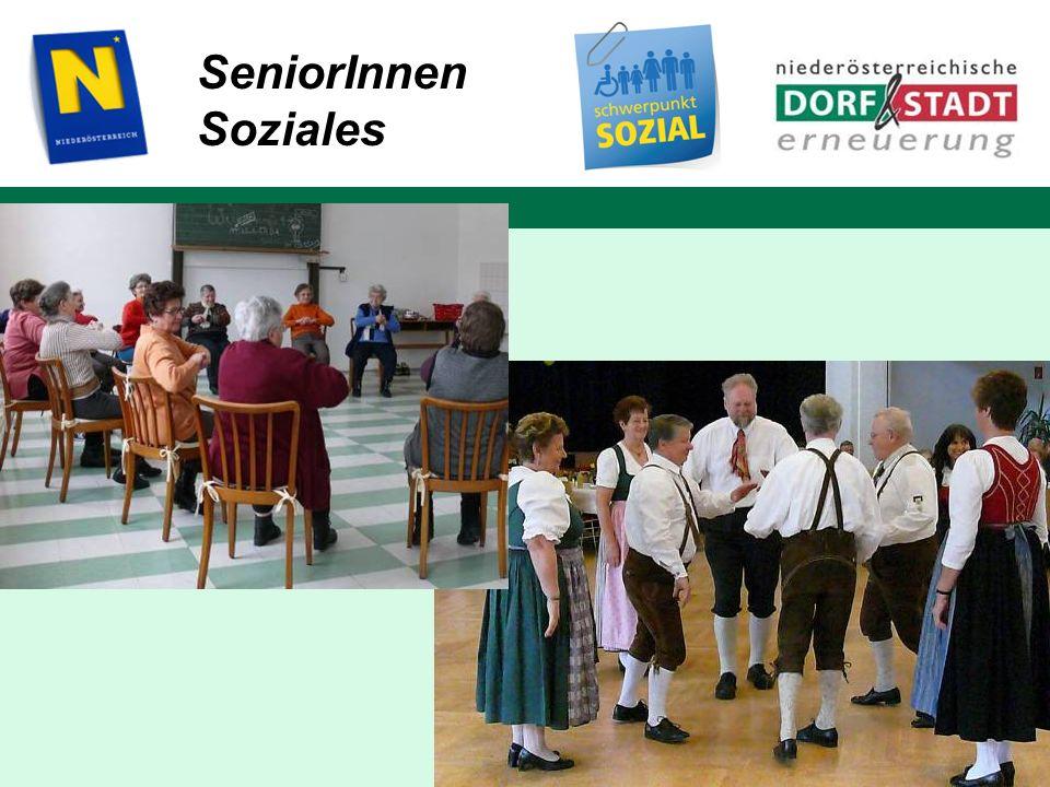 SeniorInnen Soziales