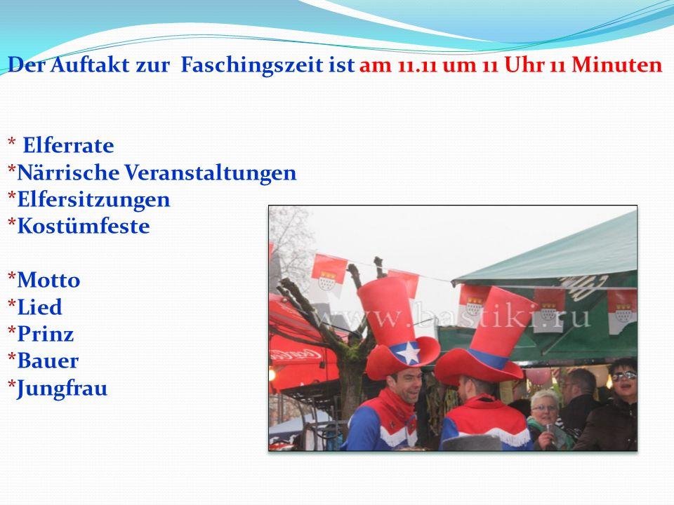 Das Dreigestirn besteht aus drei Männern Der Prinz Karneval verkörpert eine Gestalt der Freude und des Frohsinnes Der Kölner Bauer symbolisiert einen Stadtbewahrer Die Jungfrau ist das Symbol der freien, unabhängigen Stadt Köln