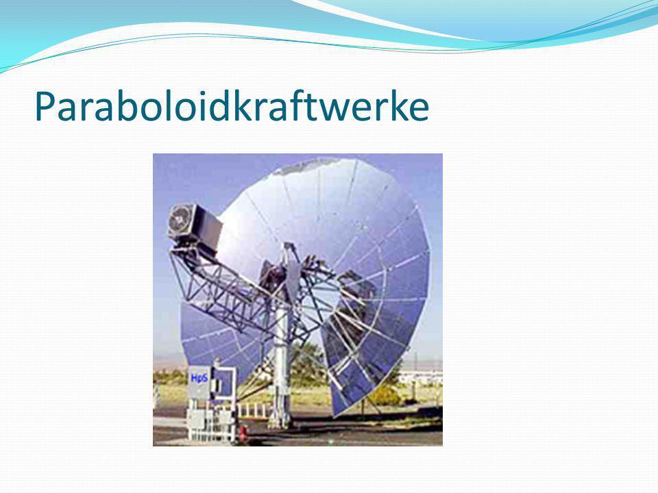 Paraboloidkraftwerke