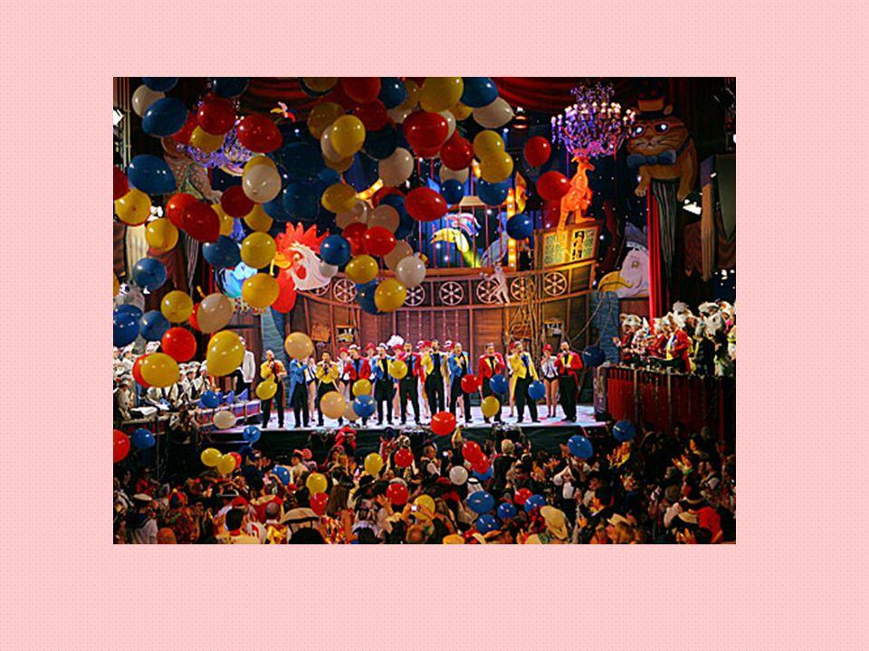 In manchen Orten, wie zum Beispiel in Köln, gehört Karneval einfach zur Geschichte der Stadt und ist das vielleicht wichtigste Fest des Jahres.