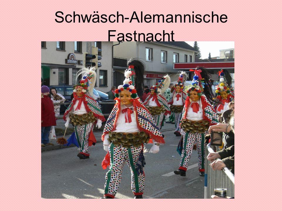 Schwäsch-Alemannische Fastnacht