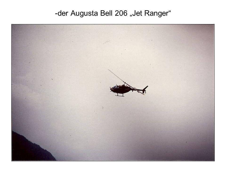 -der Augusta Bell 206 Jet Ranger