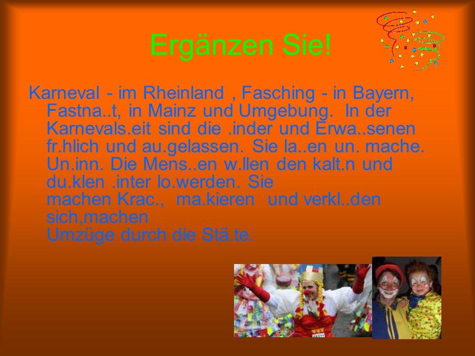 Egal, ob man sie Berliner, Krapfen oder Pfannkuchen nennt – es ist Tradition, die süßen Fettgebäckteile überregional zu Karneval zu servieren. Nicht i