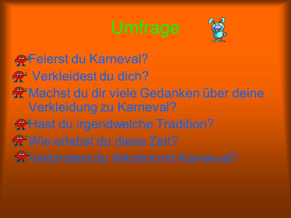 KARNEVAL IN KÖLN Arbeitsmaterialien – Deutsche Welle Arbeitsmaterialien Bevor Sie sich das Video anschauen, lösen Sie bitte die folgende Aufgabe:Video