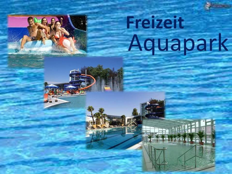 Aquapark Freizeit