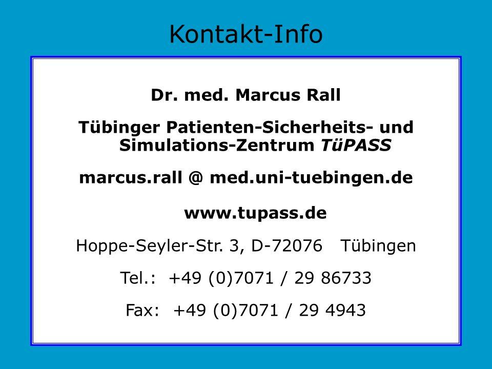 Kontakt-Info Dr.med.