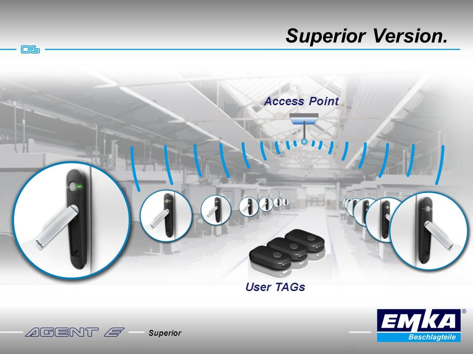 Superior Version. Superior Access Point User TAGs