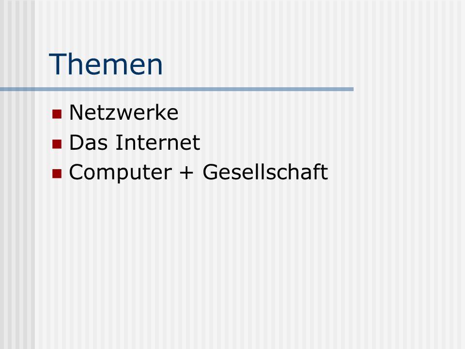 Betriebssystem Windows 98, 2000, NT, XP macIntosh UNIX, Linux Komponente 1 Steuerung der Hardware Ablaufplanung Resourcenzuteilung Unterbrechungsbehandlung Dateizugriff Komponente 2 Zusatz + Hilfsprogramme Einstellungsmöglichkeiten Operationen auf Speichermedien