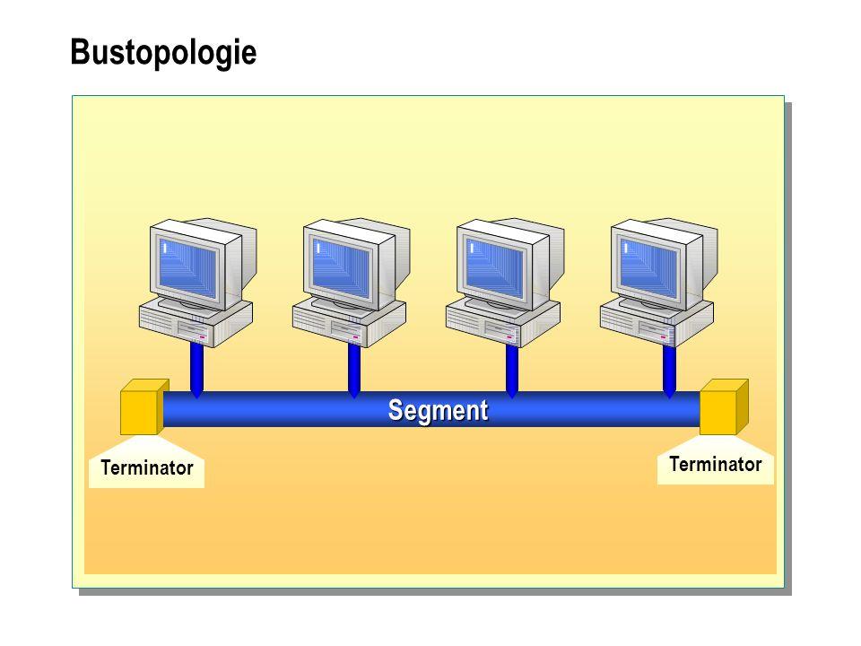 Bustopologie Terminator Segment