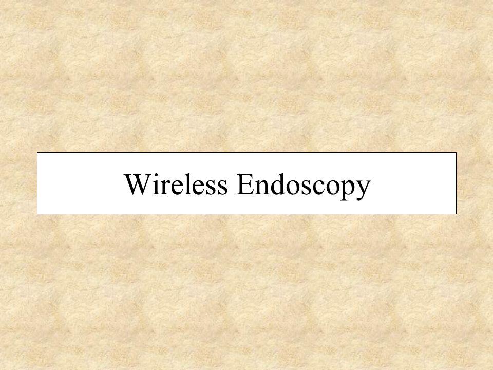 Wireless Endoscopy