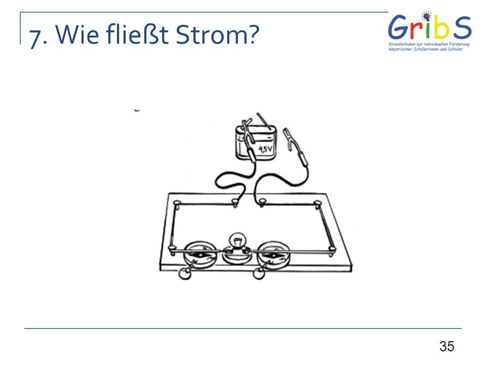 35 7. Wie fließt Strom?
