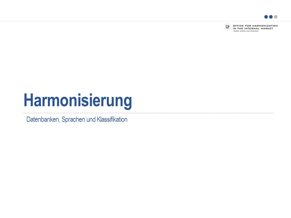 Taxonomy: What are the Benefits? TMclass Implementierung der Taxonomie