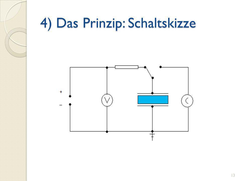 4) Das Prinzip: Schaltskizze 13