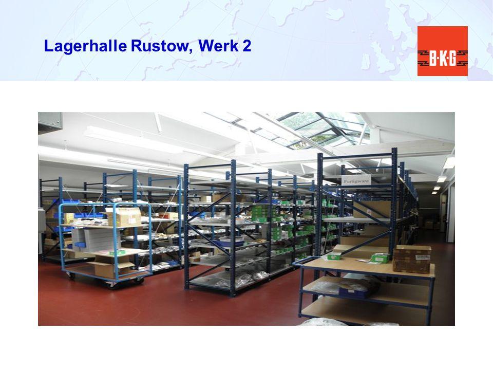 Lagerhalle Rustow, Werk 2
