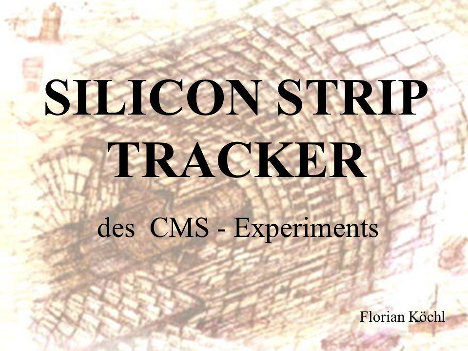 SILICON STRIP TRACKER des CMS - Experiments Florian Köchl