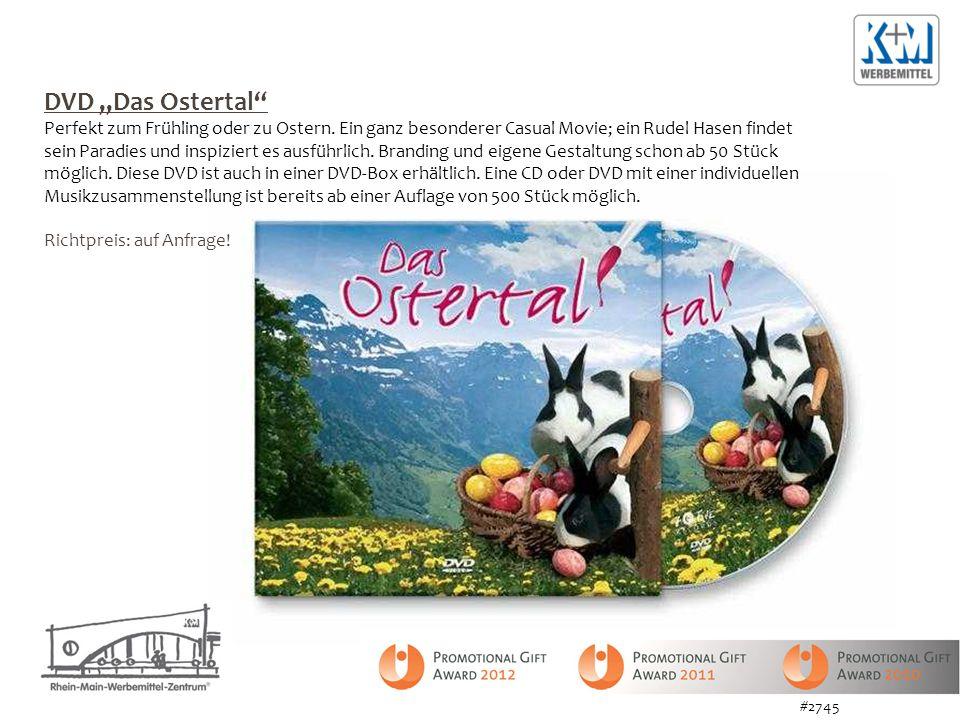 DVD Das Ostertal Perfekt zum Frühling oder zu Ostern. Ein ganz besonderer Casual Movie; ein Rudel Hasen findet sein Paradies und inspiziert es ausführ