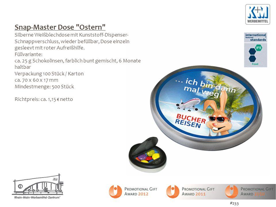 Snap-Master Dose