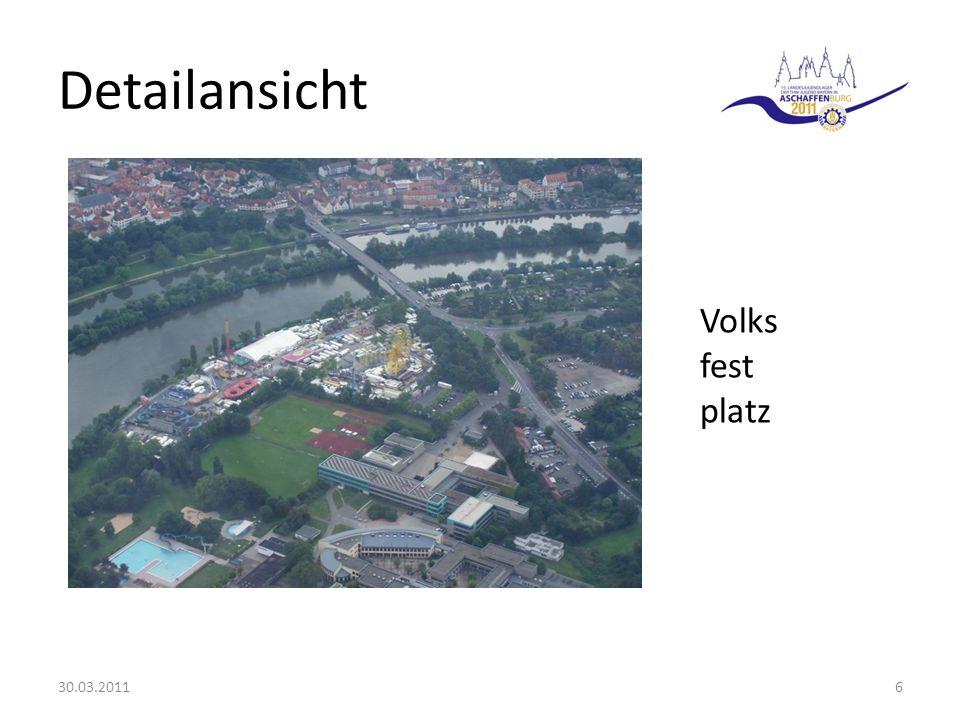 Detailansicht 30.03.20116 Volks fest platz