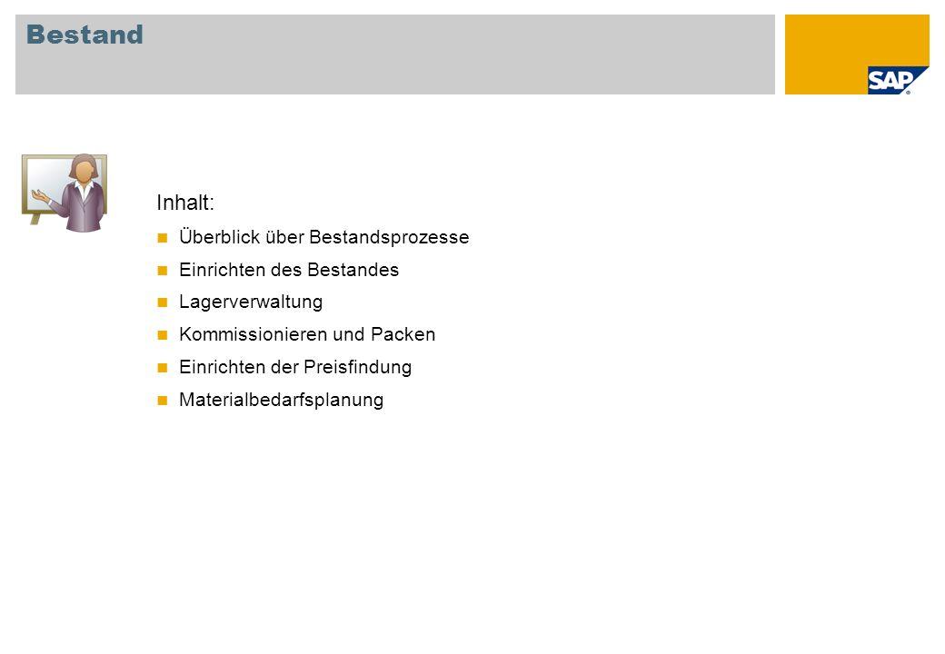 Prognosen definieren Zeit Bestand/ Eingänge Bedarf 01.12.