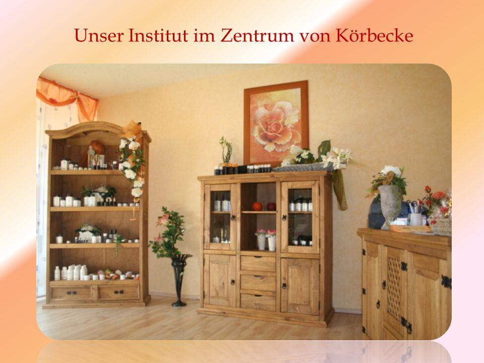 Unser Institut im Zentrum von Körbecke