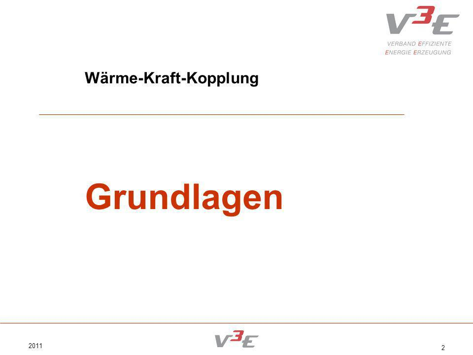2011 2 Wärme-Kraft-Kopplung Grundlagen