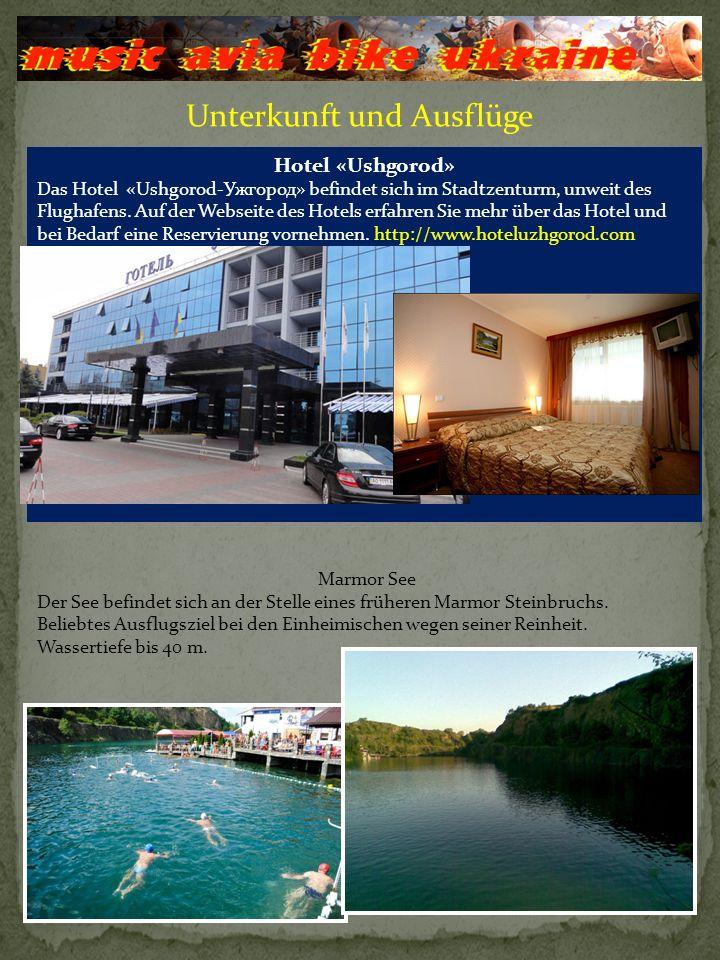 Hotel «Ushgorod» Das Hotel «Ushgorod-Ужгород» befindet sich im Stadtzenturm, unweit des Flughafens.