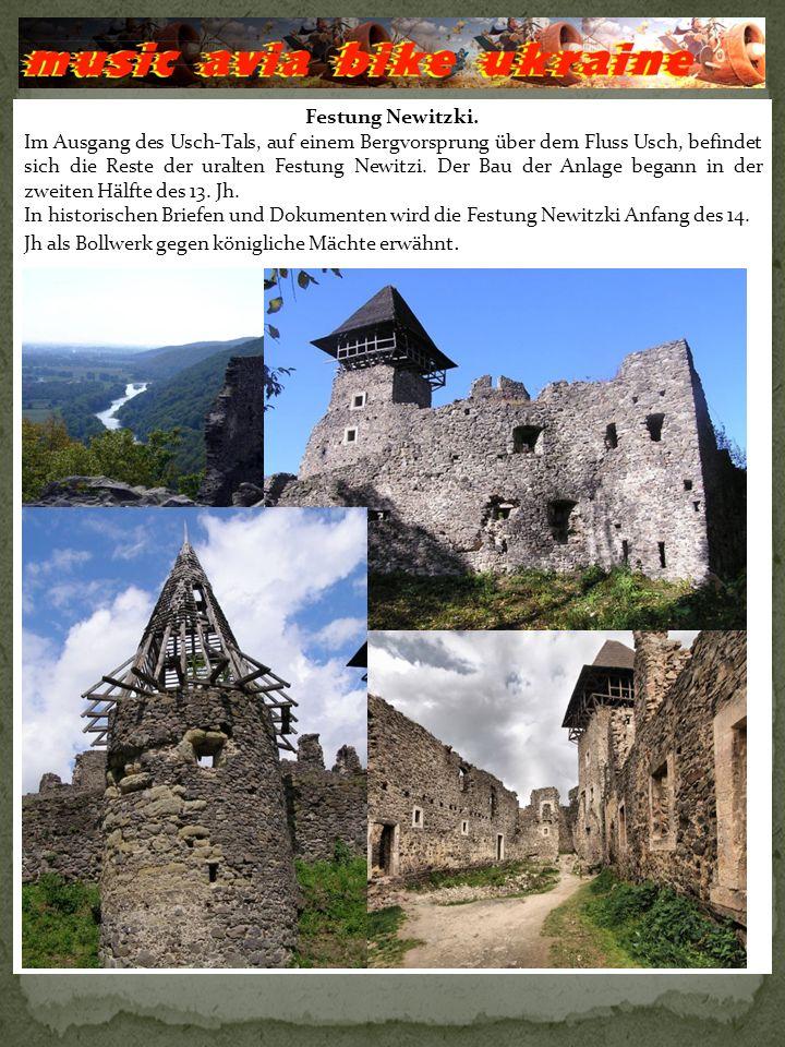 Festung Newitzki.