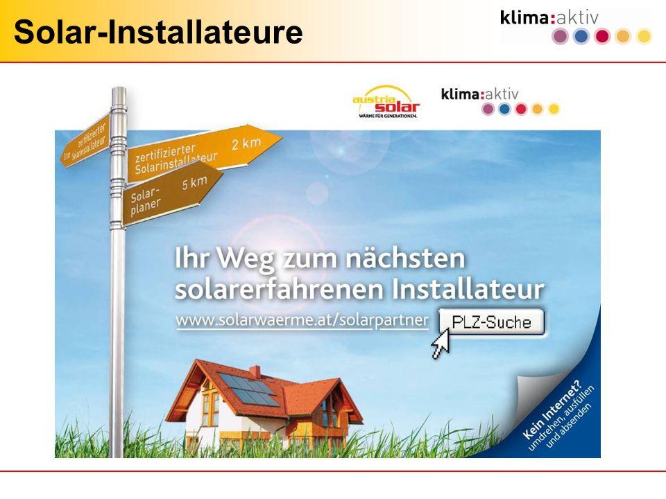 Solar-Installateure