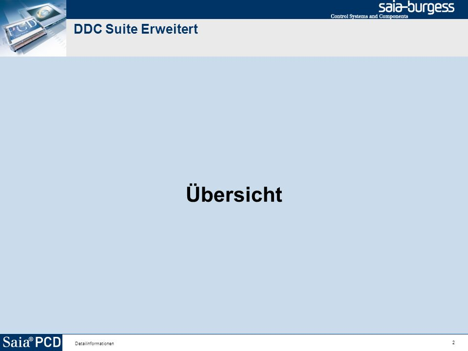 33 Detailinformationen DDC Suite Erweitert – Familie: Sollwerte Binär BACnet:BAC_DDC_SetPointBinary.src Doc-File:DOC_DDC_SetPointBinary.src AddOn:AddOn_DDC_SetPointBinary.src