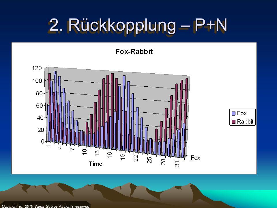 2. Rückkopplung – P+N Copyright (c) 2010 Varga György All rights reserved