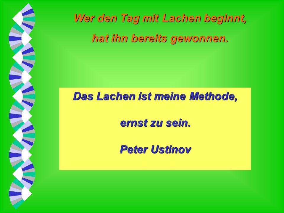 Wer den Tag mit Lachen beginnt, hat ihn bereits gewonnen. Naturschützer wollen Raubfische wieder zum Lachen bringen. Volksblatt Berlin